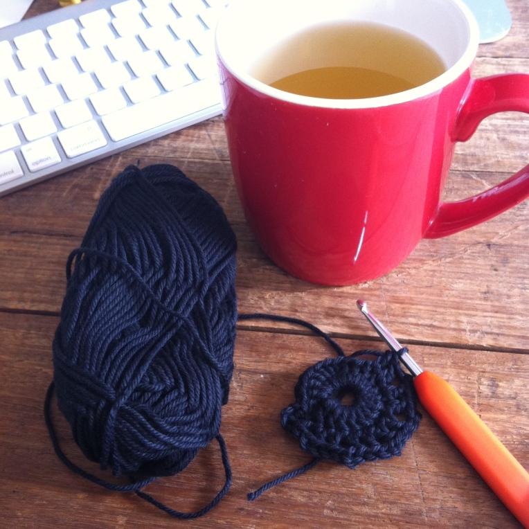 Lunchtime Crochet