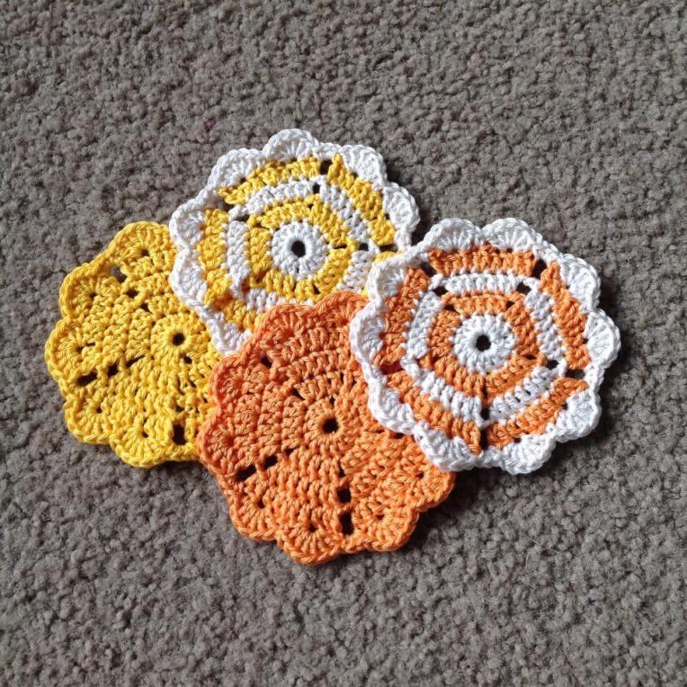 Sorbet Coasters 1