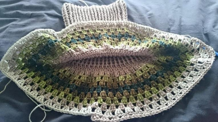 Poncho progress 2
