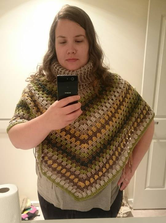 Poncho progress 4