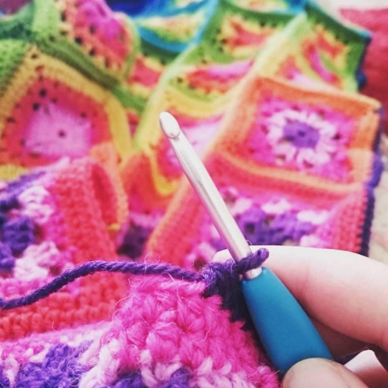 crochet weekend